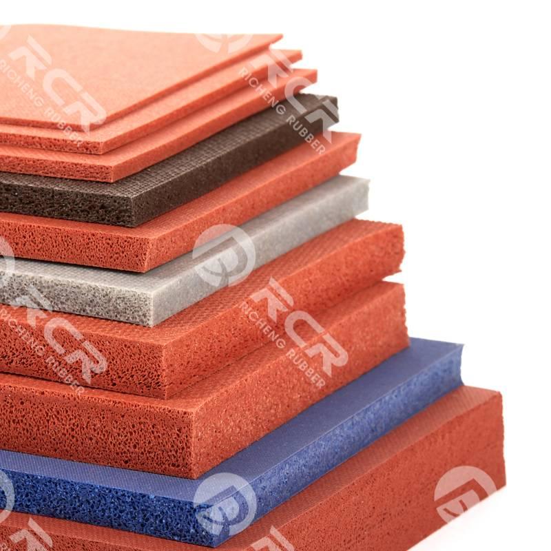 硅橡膠發泡板材