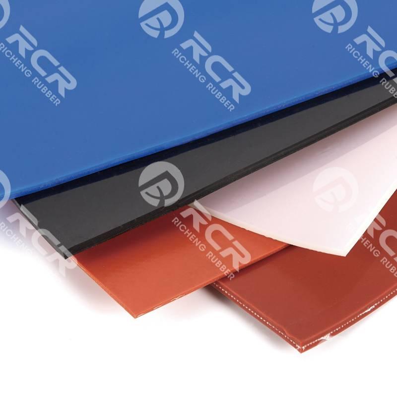硅橡膠實心板材